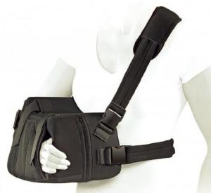 Le coussin d'abduction à 30° doit être conservé pendant 6 semaines après l'intervention.
